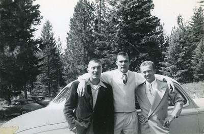 Socializing - 1953