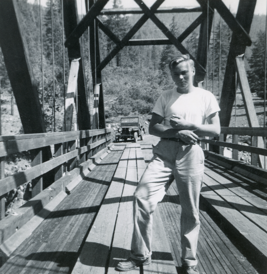 Bob Scofield (CJ-49); 1950