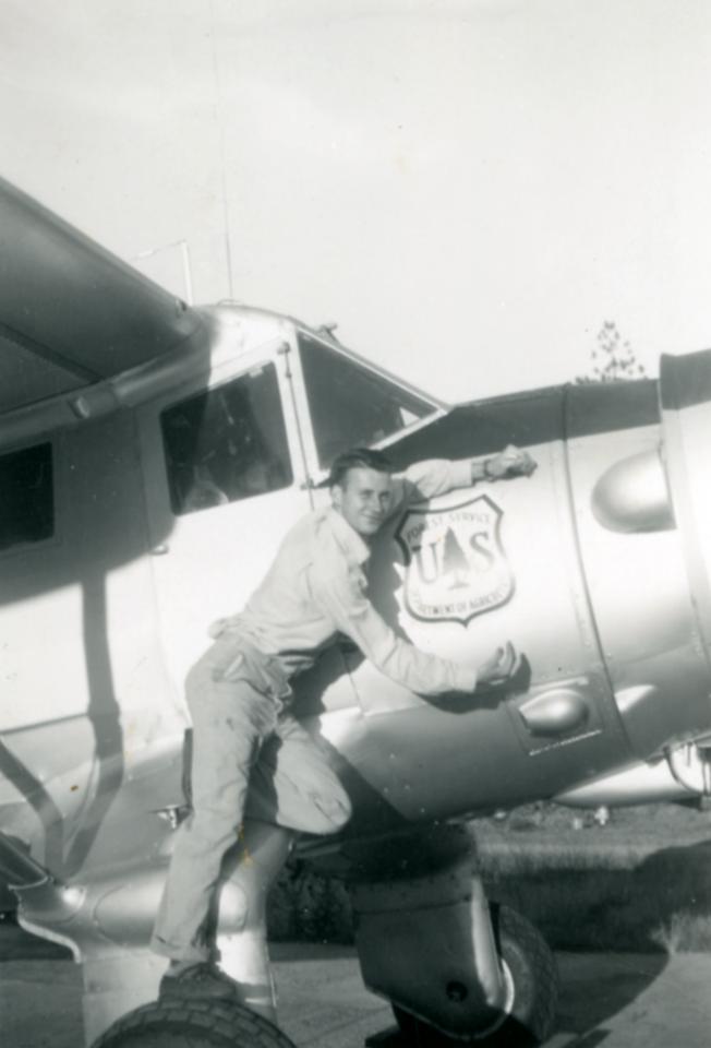 Capt. John Harns (CJ-50)
