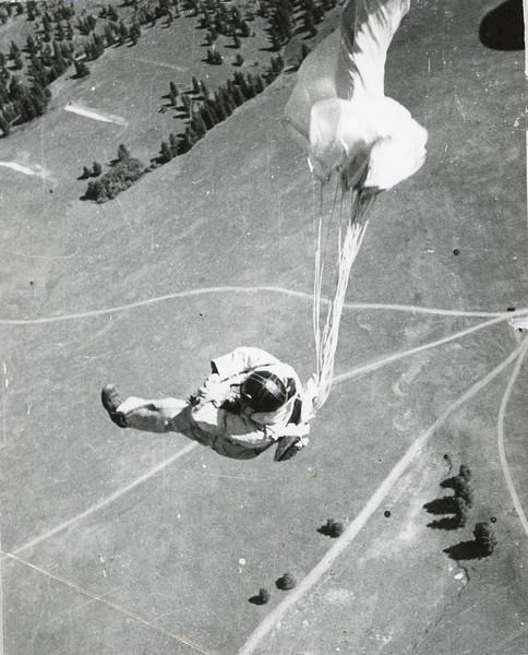 Smokejumping - 1950s