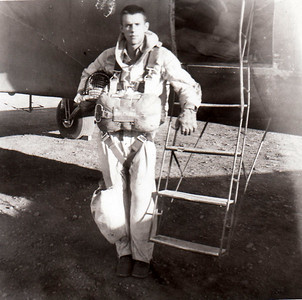 Redding Smokejumper Peter Carpenter. 1959.