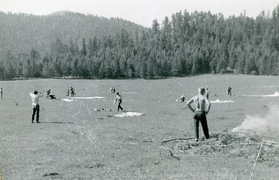 Practice Jump 1953