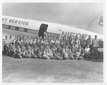 Redding Smokejumpers - 1960