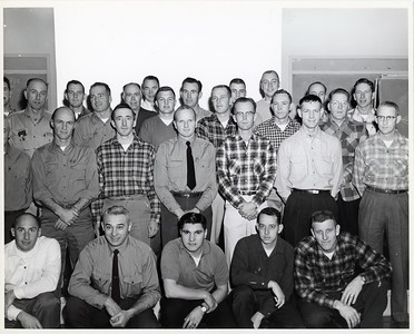 Fall 1968 USFS/lntermountain Aviation training Marana, Arizona 1939-1950 jumpers
