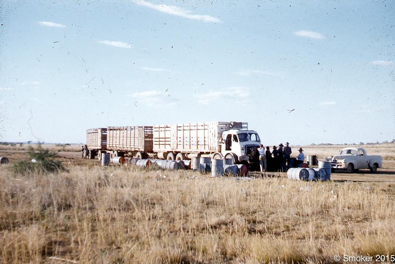 1957 Road train