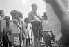 1954 Bruce with children