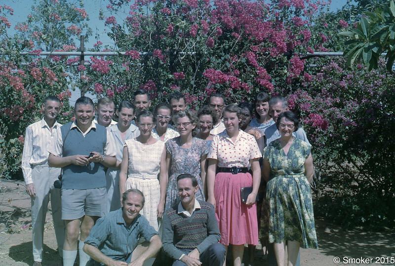 1957 UAM Missionaries