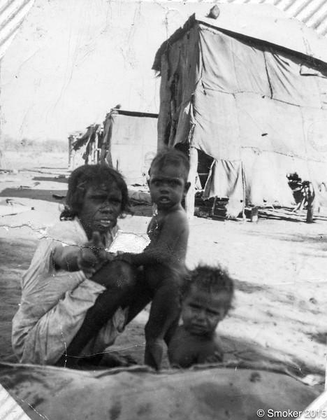 1952 Mission camp