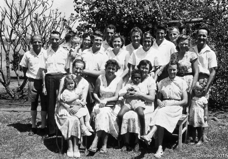 UAM missionaries 1955