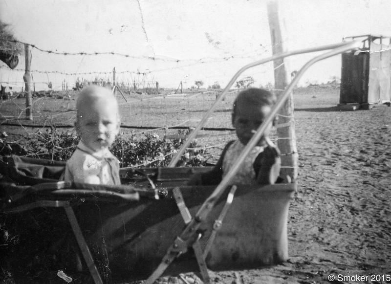 1953 Joel Smoker and Mabel Holmes