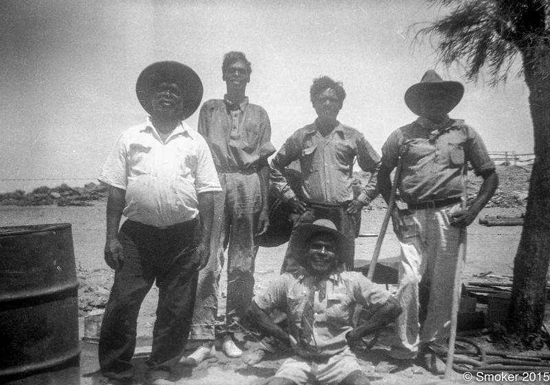 1952 Men on the mission