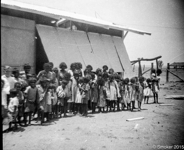 1954 School Class.