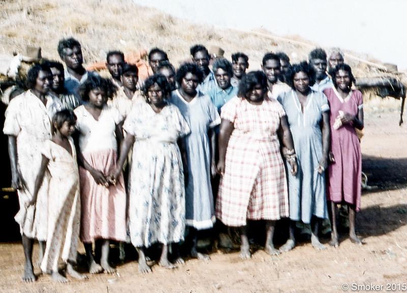 1955 Moola Bulla People
