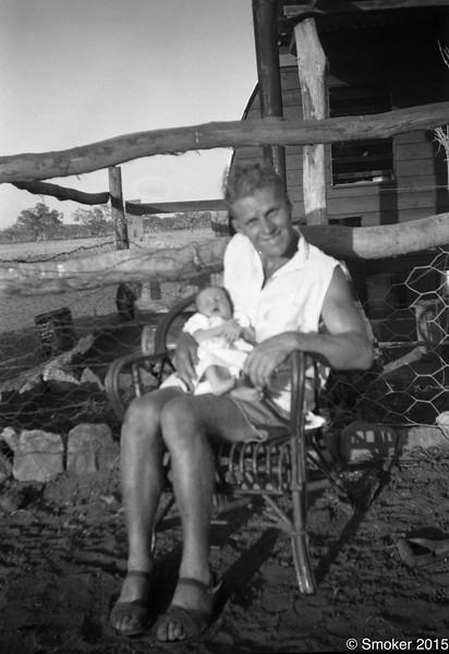 1952 Bruce and Joel