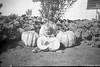 1954  Joel with garden produce