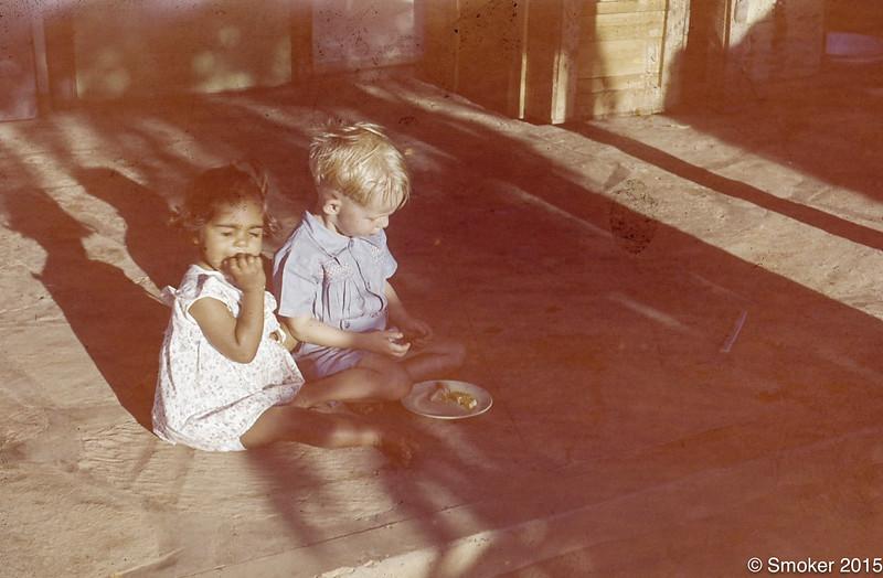 1954 Joy Divine and joel Smoker
