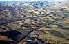 1962 Aerial shot of Springvale Station