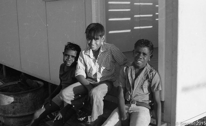 1972 Benjamin Laurel, Robert Brooking and Kim Malo