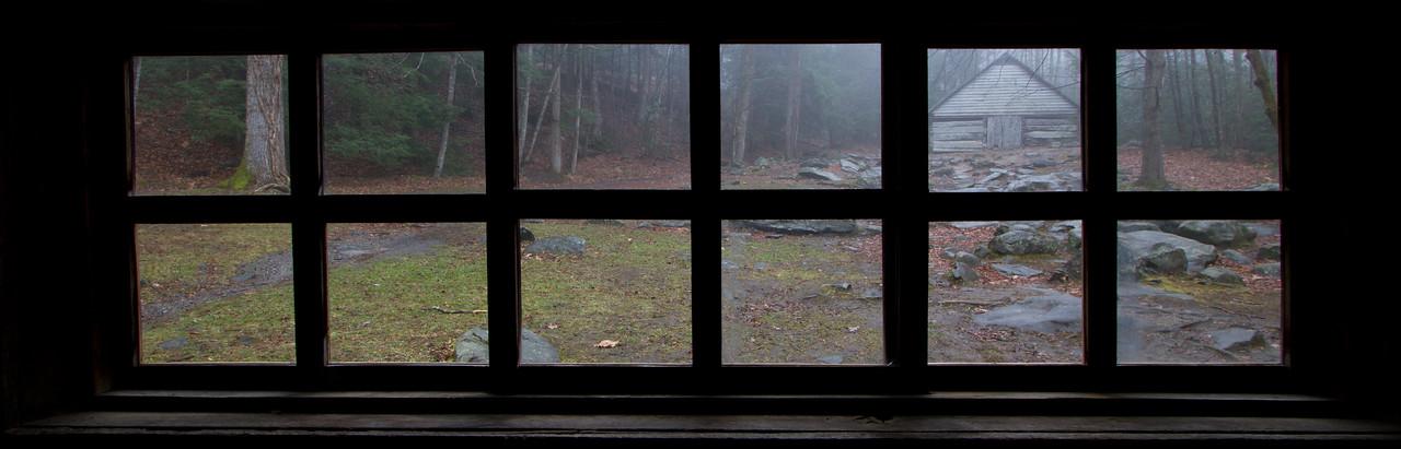 Smoky Mountains Dec. 2012