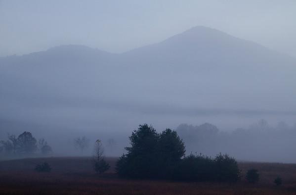 Smoky Mountains October 2011