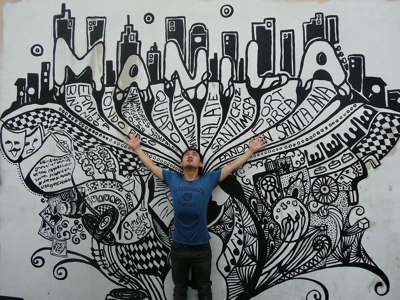 Intramuros art
