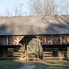 110220.  This cantilever barn is another one of my favorites.  I always check to see if it's still ok.
