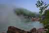 Mist below Cumberland Falls.