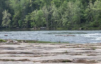 The Cumberland River.