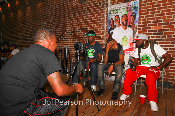 Smokin Jokin the Podcast with Redman and Amber Lashae