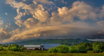 Shelf Cloud.. Walland
