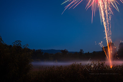 Fireworks at Home.. Townsend