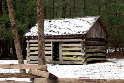 Smoky Mountains - Cades Cove Cabin