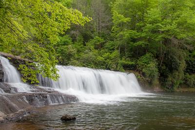Hooker Falls, Dupont State Forest, North Carolina
