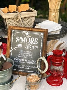 Customize your S'more Bar