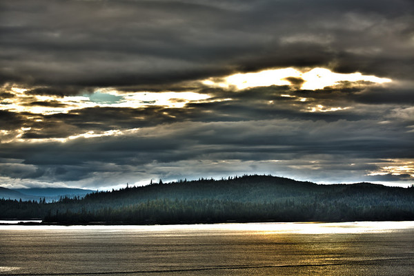 02/02/2013:<br /> A photo from the inside passage in Alaska.