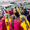 02/10/2013:<br /> Yesterday USC played their first Women's Lacrosse game played at the LA Coliseum against Northwestern.  The two-time defending NCAA champion defeated the Women of Troy.