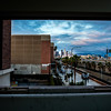 01/16/2013:<br /> Taken in the parking structure next to Galen Center at USC a few weeks ago as the rain clears out.