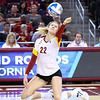"01/25/2013:<br /> Katie Fuller goes for a dig.  From the game versus Fairfield, which is posted on Facebook and on my photo site  <a href=""http://smu.gs/WXhrOn"">http://smu.gs/WXhrOn</a>)"