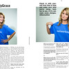 The final photos from the photoshoot with Grace Helbig, published in the inconnu magazine vol 3.