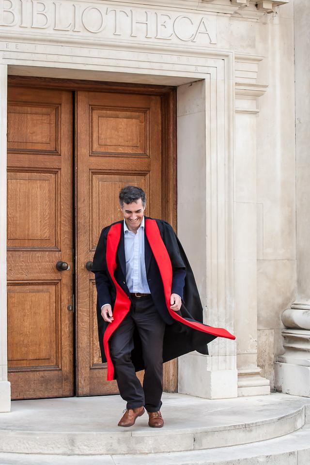 Dr Ian Lewis, University of Cambridge