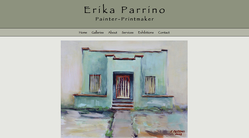 "Erika Parrino – Southwest Photographer specializes in painting portraits, still life, and more! <br><br> SmugMug Customization - By jR Customization   <p class=""ContentText""> <br><br> - Web site is at"