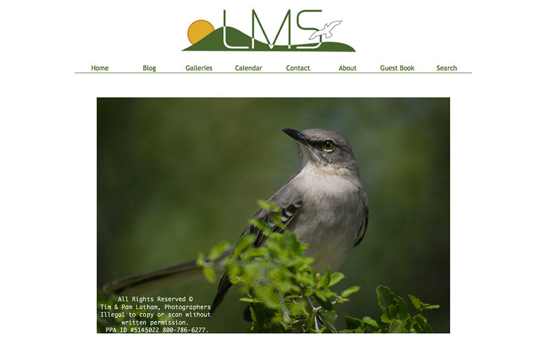 "Latham Media Services - Photographer specializes in wildlife, travel, sportrs, and more! SmugMug Customization and WordPress Blog Design- By jR Customization   <p class=""ContentText""> <br><br> - Web site is at <a href=""http://www.lathammediaservices.com"" target=""_blank"" onClick=""javascript: pageTracker._trackPageview('/outgoing/lathammediaservices.com');"">Latham Media Services</a><br> - Entire Web Site Hosted via Smugmug<br>"