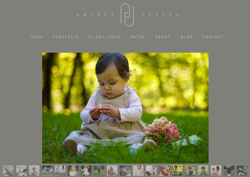 "<p class=""ContentText""> Andrea Joseph Photography – Maryland photographer specializes in portrait and event photography<br><br> SmugMug Customization and WordPress Integration- By jR Customization </p>  <p class=""ContentSubHeader""> <a href="" http://www.andreajosephphotography.com/"" target=""_blank"" onClick=""javascript: pageTracker._trackPageview('/outgoing/ http://www.andreajosephphotography.com/);"">Andrea Joseph Photography</a> </p>  <p class=""ContentText""> - Maryland photographer<br> - Specializes in portrait and event photography<br> - Web site is at <a href="" http://www.andreajosephphotography.com/"" target=""_blank"" onClick=""javascript: pageTracker._trackPageview('/outgoing/ http://www.andreajosephphotography.com/);"">Andrea Joseph Photography</a><br> - Entire Web Site Hosted via Smugmug<br>  </p>  </p>"