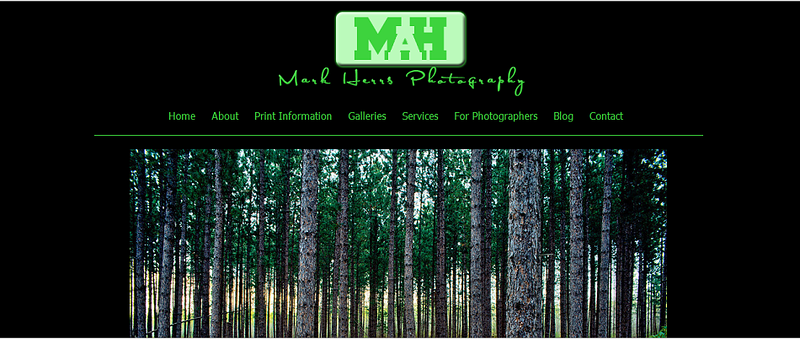 "Mark Herrs Photography  – Photographer specializes in landscapes, scenery, and more! <br><br> SmugMug Customization and Wordpress Design - By jR Customization   <p class=""ContentText""> <br><br> - Web site is at <a href= ""http://www.mahphotos.com/"" target=""_blank"" onClick=""javascript: pageTracker._trackPageview('/outgoing/  http://www.mahphotos.com/');"">mahphotos.com</a><br> - Entire Web Site Hosted via Smugmug<br>  </p>"
