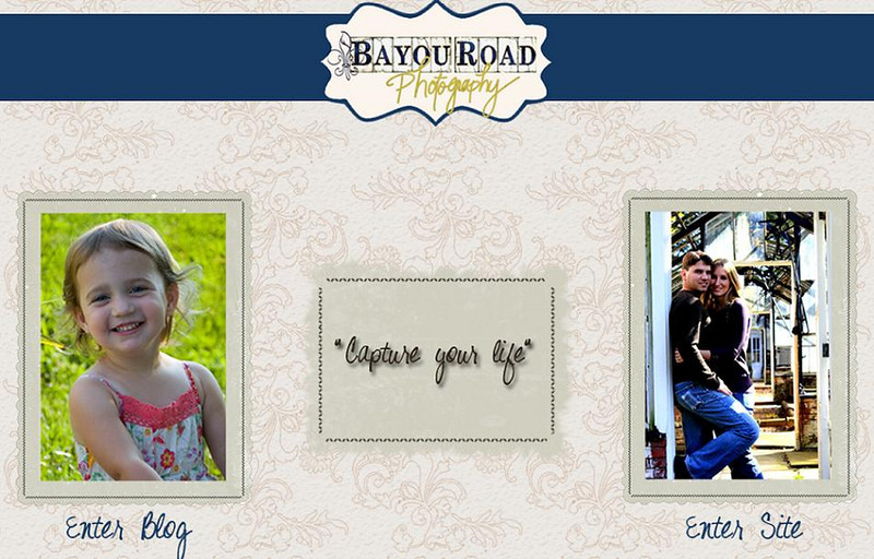 """<p class=""""ContentText""""> Bayou Road Photography – Louisiana photographer specializes in portrait photography<br><br> SmugMug Customization and Wordpress Design -  By jR Customization </p>  <p class=""""ContentSubHeader""""> <a href=""""http://www.bayouroadphoto.com/"""" target=""""_blank"""" onClick=""""javascript: pageTracker._trackPageview('/outgoing/http://www.bayouroadphoto.com/);"""">Bayou Road Photography</a> </p>  <p class=""""ContentText""""> - Louisiana Photographer<br> - Specializes in portrait photography<br> - Web site is at <a href=""""http://www.bayouroadphoto.com/"""" target=""""_blank"""" onClick=""""javascript: pageTracker._trackPageview('/outgoing/http://www.bayouroadphoto.com/);"""">Bayou Road Photography</a><br> - Entire Web Site Hosted via Smugmug<br>  </p>"""