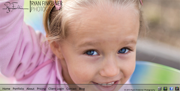 """Ryan Finkbiner Photography from Colorado<br /> Specializes in Portrait Photography,Landscape Photography,<br /> Web Site can be found at : <a href=""""http://www.ryanfinkbiner.com/"""">http://www.ryanfinkbiner.com/</a><br /> SmugMug Customization by jR Customization"""