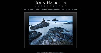 "<p class=""ContentSubHeader""> <a href=""http://www.jharrisonphoto.com"" target=""_blank""  onClick=""javascript: pageTracker._trackPageview('/outgoing/jharrisonphoto.com/');"">John Harrison Photography</a> </p> <p class=""ContentText""> - Specializes in Fine Art Nature and Landscape Photography<br> - Sunnyvale San Francisco Bay Area California Photographer<br> - Web site is at <a href=""http://www.jharrisonphoto.com/"" target=""_blank"" onClick=""javascript: pageTracker._trackPageview('/outgoing/jharrisonphoto.com/');"">www.jharrisonphoto.com</a><br> - Entire Web Site Hosted via Smugmug<br> - Graphics Design by <a href=""http://www.louisianamoments.com/"" target=""_blank"" onClick=""javascript: pageTracker._trackPageview('/outgoing/louisianamoments.com/');""> Moments Photography</a> </p>"