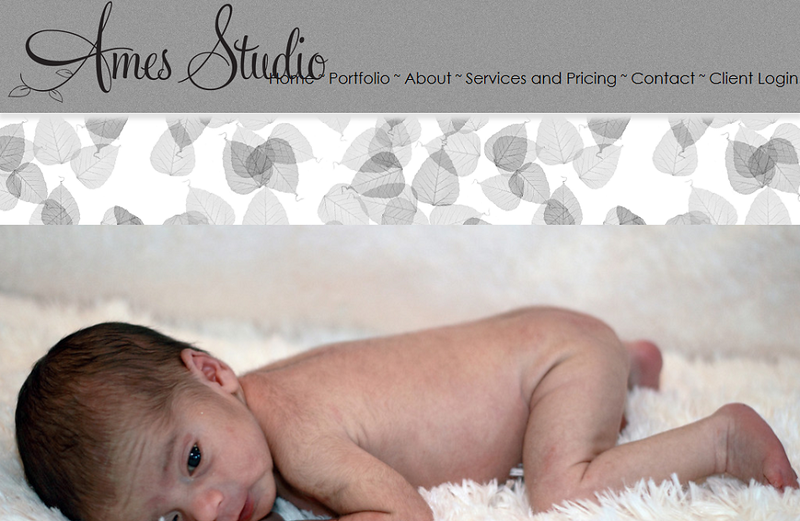 "<p class=""ContentText""> Ames Studio – California photographer specializes in portrait photography<br><br> SmugMug Customization - By jR Customization </p>  <p class=""ContentSubHeader""> <a href="" http://www.amestudio.us/"" target=""_blank"" onClick=""javascript: pageTracker._trackPageview('/outgoing/ http://www.amestudio.us/);"">Ames Studio</a> </p>  <p class=""ContentText""> - California photographer<br> - Specializes in portrait photography<br> - Web site is at <a href="" http://www.amestudio.us/"" target=""_blank"" onClick=""javascript: pageTracker._trackPageview('/outgoing/ http://www.amestudio.us/);"">Ames Studio</a><br> - Entire Web Site Hosted via Smugmug<br>  </p>  </p>"