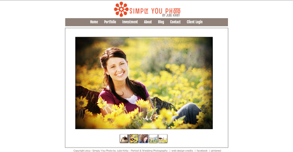 """Simply You Photo by Julie Kirby from Utah<br /> Specializes in Wedding Photography,Portrait Photography,<br /> Web Site can be found at : <a href=""""http://simplyou.smugmug.com"""">http://simplyou.smugmug.com</a><br /> SmugMug Customization by jR Customization"""
