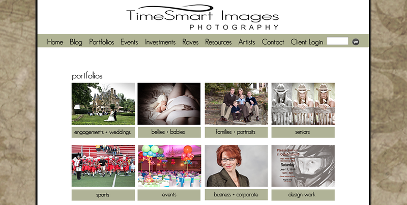 "<p class=""ContentText""> TimeSmart Images Photography – Pittsburgh photographer specializes in portrait, sports, event, wedding and engagement photography<br><br> SmugMug Customization -  By jR Customization </p>  <p class=""ContentSubHeader""> <a href=""http://www.timesmartimages.com/"" target=""_blank"" onClick=""javascript: pageTracker._trackPageview('/outgoing/http://www.timesmartimages.com/);"">TimeSmart Images Photography</a> </p>  <p class=""ContentText""> - Pittsburgh Photographer<br> - Specializes in portrait, sports, event, wedding and engagement photography<br> - Web site is at <a href=""http://www.timesmartimages.com/"" target=""_blank"" onClick=""javascript: pageTracker._trackPageview('/outgoing/http://www.timesmartimages.com/);"">TimeSmart Images Photography</a><br> - Entire Web Site Hosted via Smugmug<br>  </p>"